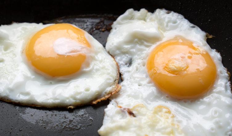 Uova con Caciocavallo Silano DOP